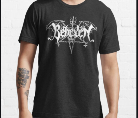 Behexen Metal Rock Band Men's Hoodie - Buy Black Behexen Metal ...