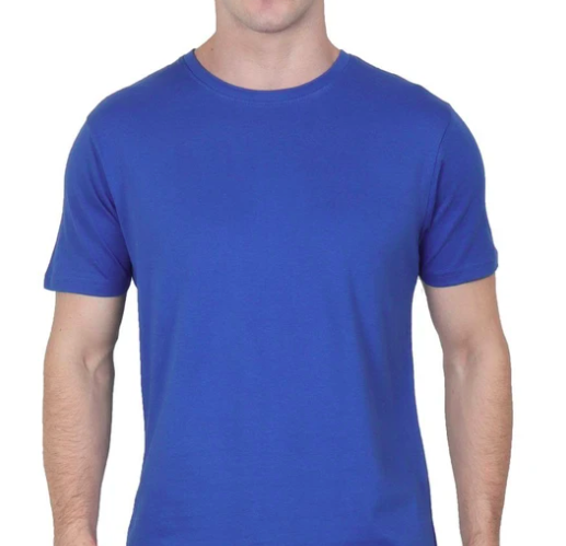 Texas Promotional Round Neck Polyester T shirt